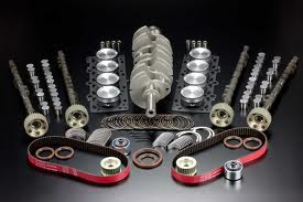 Hi-Performance Engine Components