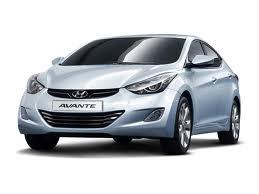 Hyundai Elantra MD (2010)