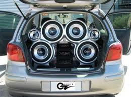 I.C.E(In Car Entertainment)