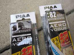 PIAA AeroVogue Silicone Wiper