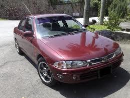 Wira 1.3/1.5(Sedan)