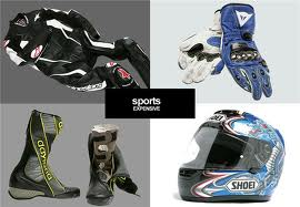 Racing Apparel/Gear
