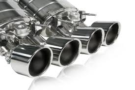 Tail Pipe Set