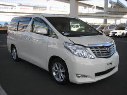 Toyota Alphard 3.5(2008)