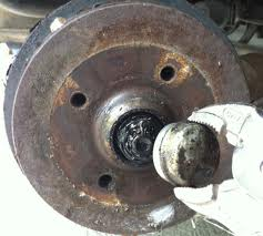 Wheel Hub/Grease/Dust Cap
