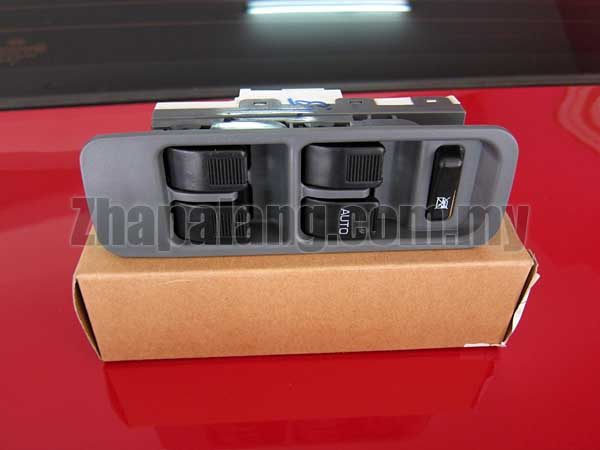 OEM Power Window Main Switch for Perodua Kembara(non or DVVT) 4 Switch