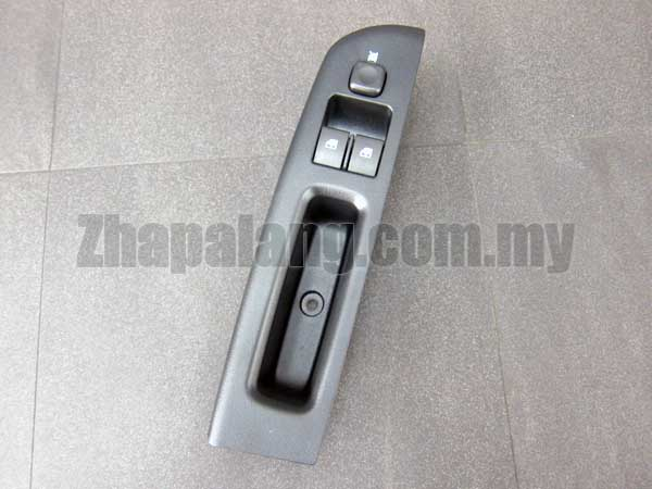 Original Proton Saga BLM '08-11 Power Window Main Switch-2 Button