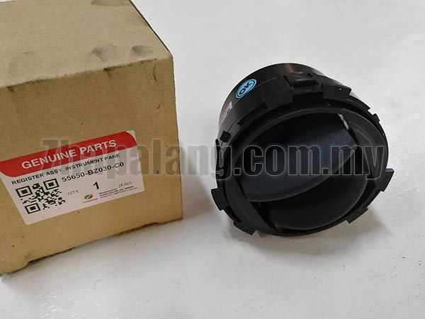 Original Air Cond Outlet Vent for Perodua Myvi/Alza/Axia/Viva