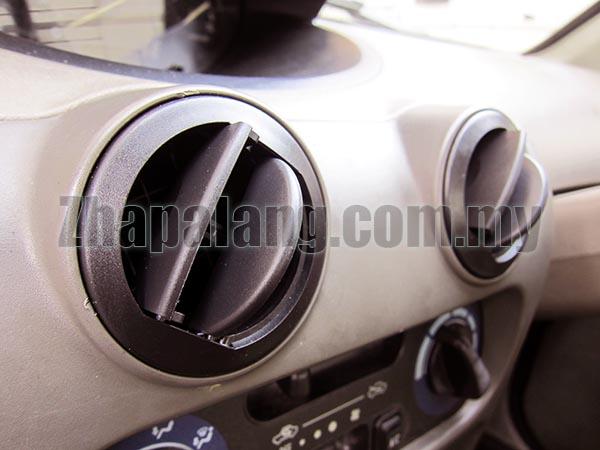 Perodua Kancil '02-08 Air Cond Vent (Round)