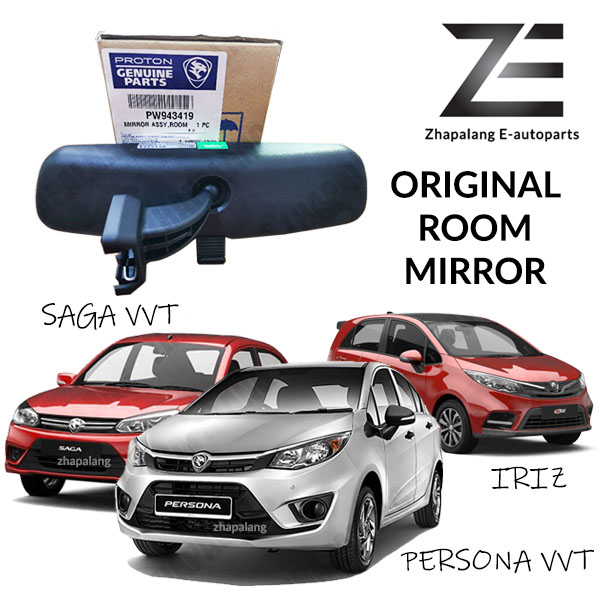 Original Proton Iriz, Saga VVT, Persona VVT Room Mirror PW943419
