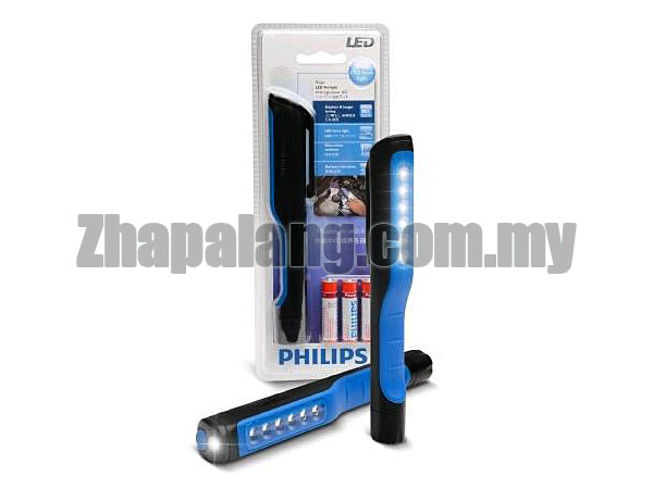 Philips LED Blue/Black Penlight with high-power LED