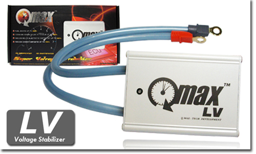 Qmax LV Voltage Stabilizer