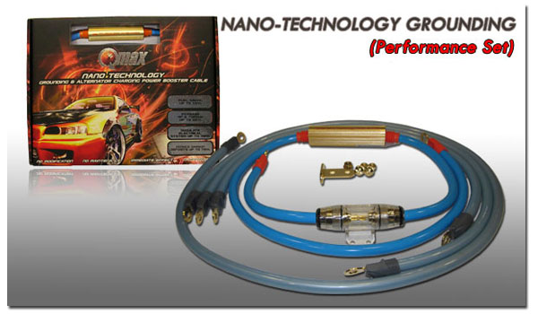 Nano-Technology Grounding Cable (Performance Set)