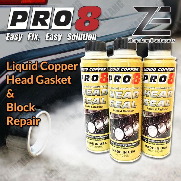 Pro 8 Head Seal & Cooling System Stop Leak 500ml