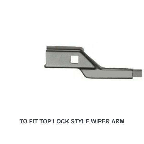 Bosch Aerotwin Flat Front Wiper Blade Set for VW Polo (New) (24\'\'/16\') - Image 3