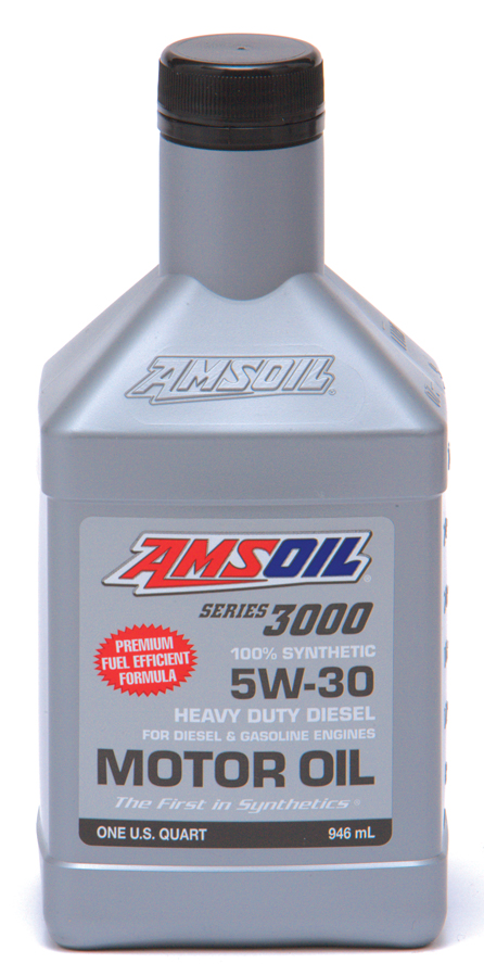 Amsoil Series 3000 Sythetic Heavy Duty Diesel Oil 5W30 (1Q)