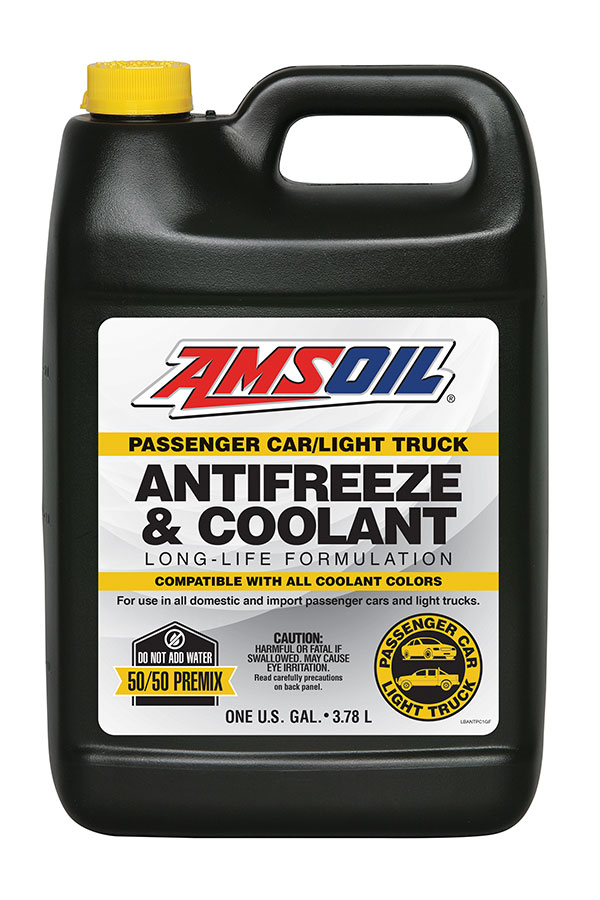 AMSOIL Passenger Car/Light Truck Antifreeze/Coolant (1G)