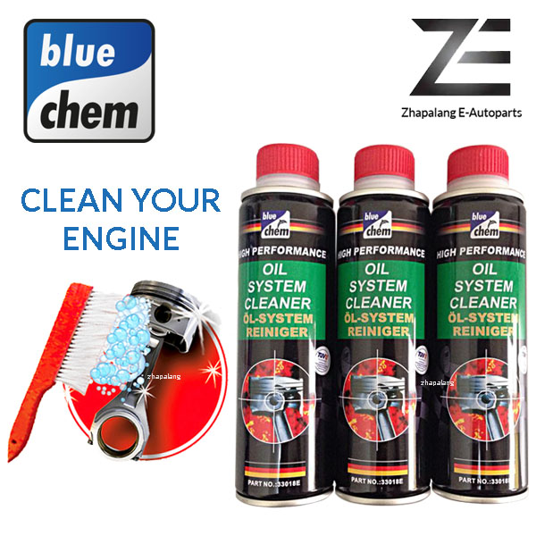 Bluechem Oil System Cleaner(Engine Flush) 200ml