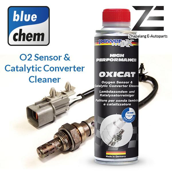 Bluechem Oxicat Oxygen sensor & Catalytic Converter Cleaner O2 Sensor 300ml