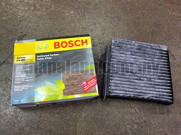 Bosch Activated Carbon Cabin Filter for Nissan Latio, Livina, Tiida