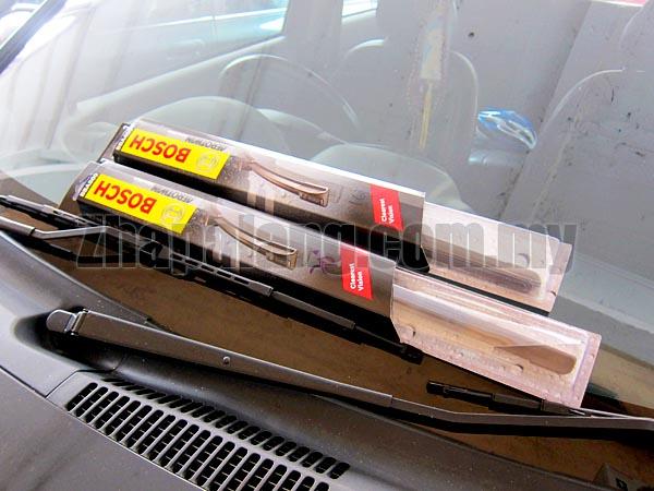 "Bosch Aerotwin Flat Beam Wiper Blade 14"""