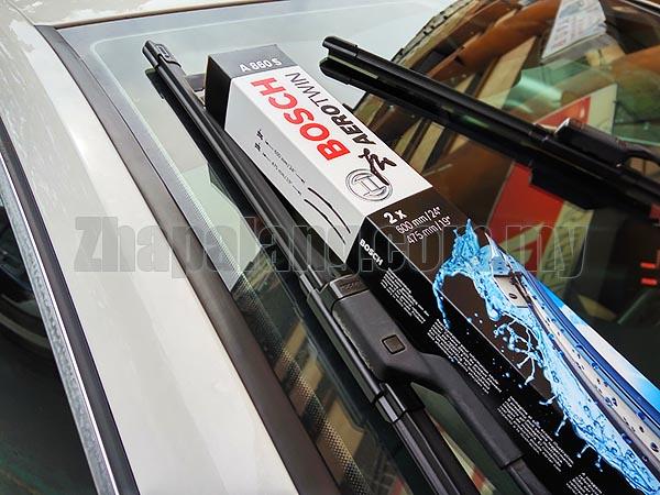 Bosch Aerotwin Wiper Set A860S for VW Jetta, Passat B7