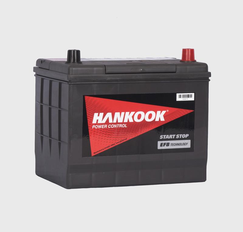 Hankook EFB Technology Start Stop Battery S95 for Toyota Alphard/Vellfire/ Nissan Serena Hybrid