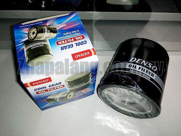 Denso Cool Gear Oil Filter 3/4-16UNF for Toyota/Daihatsu/Suzuki