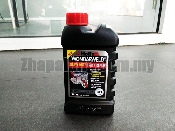 Holts Wondarweld Heavy Duty Radiator/Head Gasket/ Water Pump Gasket Sealant 250ml