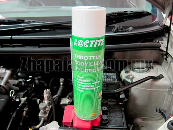 Loctite Throttle Body Cleaner 560ml - Spray Type