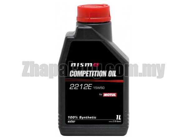 Motul Nismo Competition Oil 2212E 15W50 1L