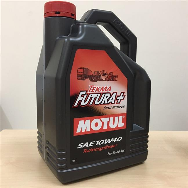 MOTUL TEKMA FUTURA+ Diesel Motor Engline Oil SAE 10W40 5L