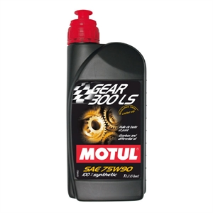 Motul Gear 300 LS 75W90(100% Synthetic)