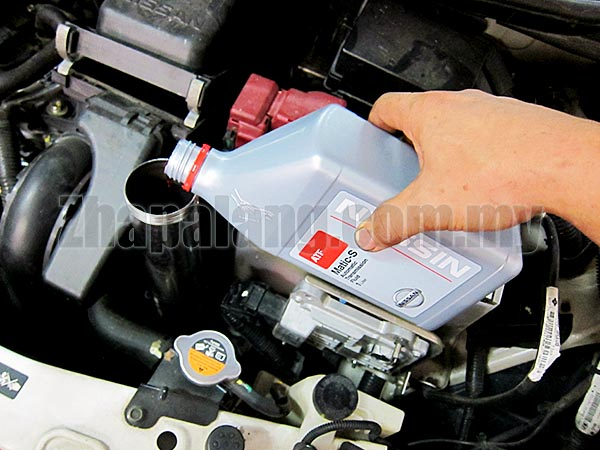 Nissan Matic-S Automatic Transmission Fluid (ATF) 1 Litre