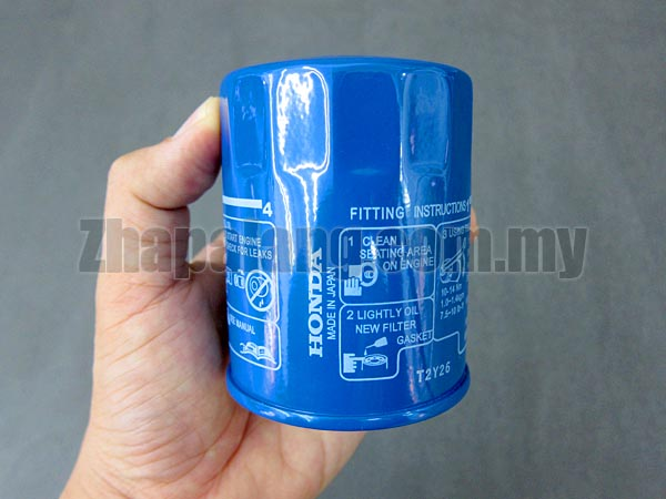 Genuine Honda Oil Filter 15400-RTA-003
