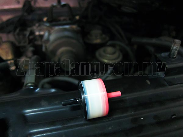 Original Mitsubishi Emission Control Delay Valve for Proton Saga/Iswara Carburetor - Image 3