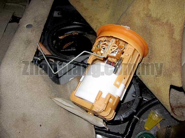 Original Nissan Fuel Filter /Strainer Assy FIT X-Trail FX35/EX35/T30/V35/Sentra N16/QR25DE/VQ35DE - Image 3