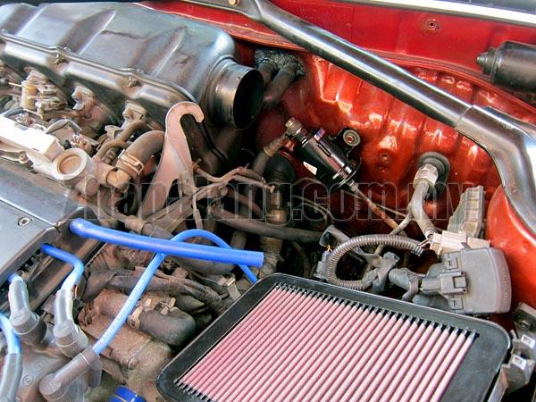 Original Fuel Filter Inline Metal Body 23300 16210 for Toyota 20V Engine - Image 4