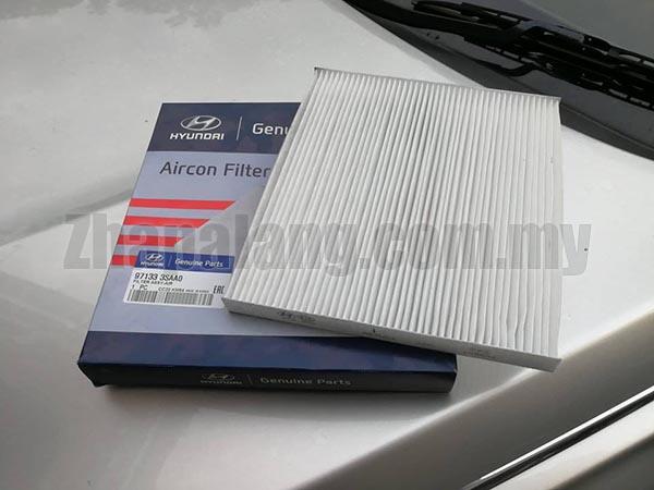 Original Hyundai Sonata NF Cabin Filter