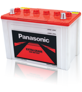 Panasonic Conventional Dry Charge Maintenance Battery N120AP  19P (8.5L)