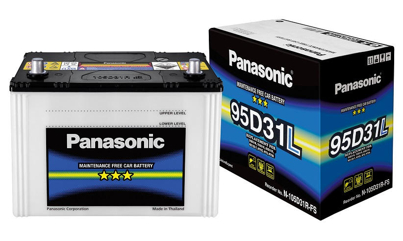 Panasonic Standard Maintenance Free Battery 55B24LS (NS60LS Upgrade) 15P