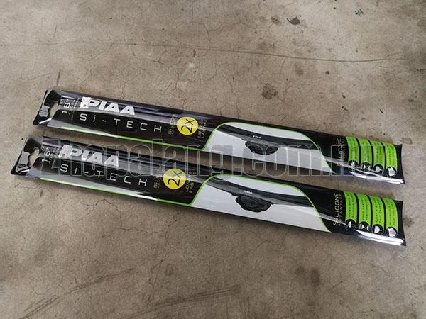 """PIAA Si-Tech Silicone Flat Wiper Blade 28""""/70cm"""