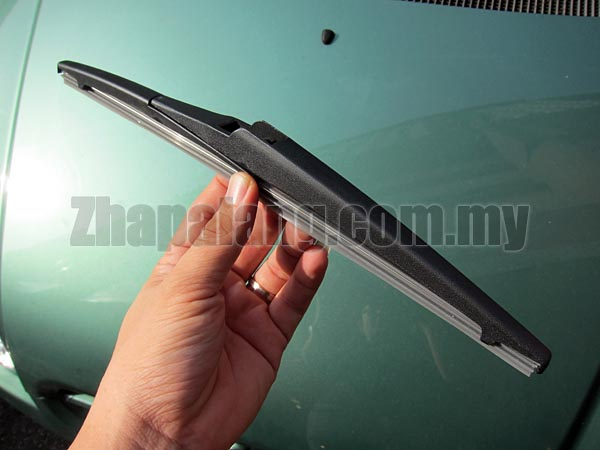 Rear Silicone Wiper for Toyota - 12""