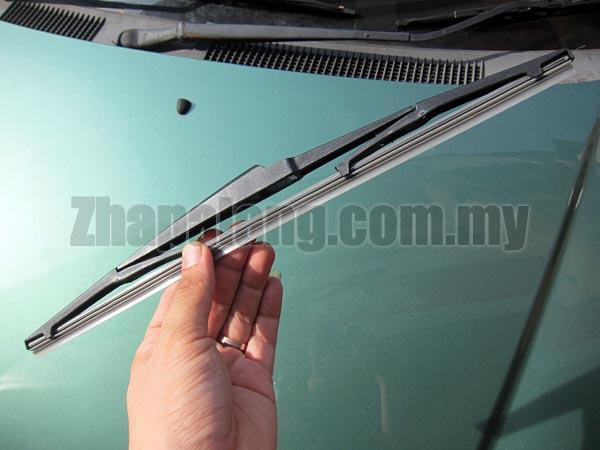 "Rear Silicone Wiper for Toyota - 14"""