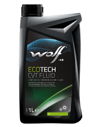 Wolf Eco Tech CVT Fluid (Fully Synthetic) - 1L