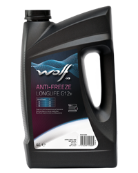 Wolf Anti-Freeze Longlife Coolant G12+ - 1L
