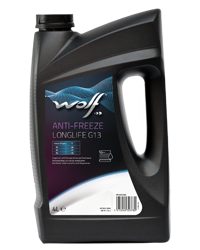 Wolf Anti-Freeze Longlife Coolant G13 - 1L