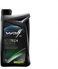 Wolf Eco Tech 0w20 FE Fully Synthetic Engine Oil - 1L