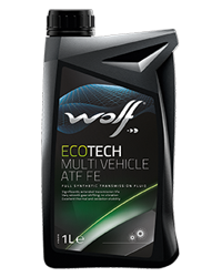 Wolf Eco Tech Multi Vehicle ATF FE (Fully Synthetic) - 1L