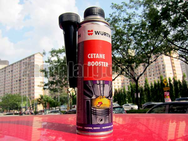 Wurth Diesel Additive Cetane Booster 300ml